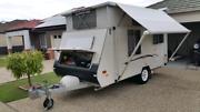 Coromal compac 401 poptop Bundall Gold Coast City Preview