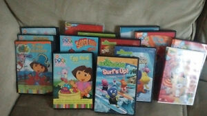 Children's various DVD
