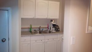 Utilities included. Furnished or Unfurnished. Available Dec 1st.