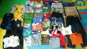 12 -18 month boys fall/winter clothes