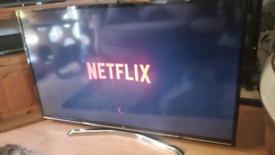 """50"""" SMART JVC Full HD Slimline LED TV"""