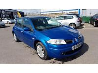 Renault Megane Tech Run VVT 5dr PETROL MANUAL 2008/08