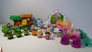 LITTLE PEOPLE FISHER PRICE pincesse