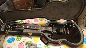 New Electric Guitar Epiphone by Gibson SG G400 Pro Ebony Neuve