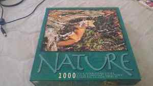 Never been opened 1000 piece puzzle
