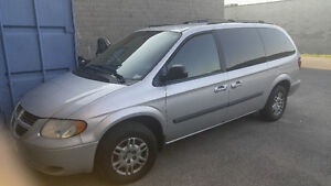 2007 grand caravan stow and go