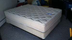 Furniture - 4Sale- Moving-Queen-Pillow Top- Bed,Etc.