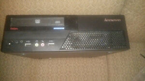 Lenovo ThinkCentre M58p (type 7220) - two machines