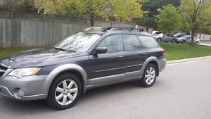 2008 Subaru Outback AWD automatic