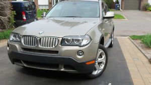 2010 BMW X3 *TOIT PANORAMIQUE*CUIR*BLUETOOTH