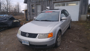 2001 VW Passat for Sale or Trade!