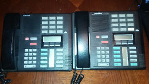 Telephones Norstar and Meridian