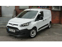 2014 64-reg Ford Transit Connect 1.6TDCi L2 ECOnetic AIR CON F/F SERVICE HISTORY