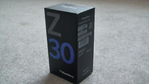 BlackBerry Z30 & Samsung Flip Phone  BRAND NEW & UNLOCKED