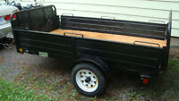 UUTILITY TRAILER!! 4FTX8FT.*ASKING ONLY $775.00 (289)925-9872