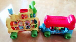 Vtech Sit-To-Stand Ultimate Alphabet Train (anglais)