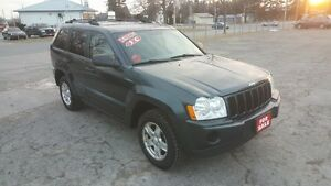 Jeep Grand Cherokee LAREDO 4X4 SUV *** CERTIFIED *** $6995