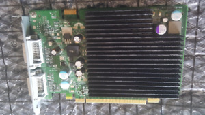 Video card nvidia GeForce 7300 GT for Apple macpro