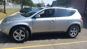 Certified and etest 2003 Nissan Murano SUV, Crossover