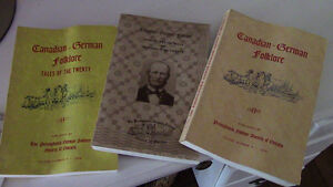 Canadian - German Folklore, Pennsylvania Folklore Society of ON Kitchener / Waterloo Kitchener Area image 1