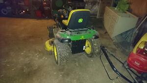 Loan mower tractor London Ontario image 2