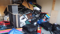 Junk removal services call or text 587-907-4399