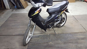 Geely 125cc Scooter Never Road Driven