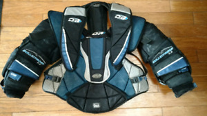 DR Bulletproof 5.2 Goalie chest & arm protector