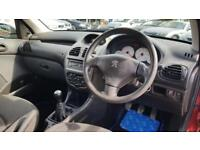 Peugeot 206 1.4 ( Without Air Con ) 2005MY Look