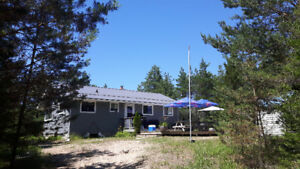 Beachfront Cottage Lake Huron Chicken Island