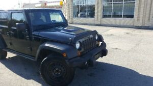 JEEP WRANGLER UNLIMITED edition MOAB 2013