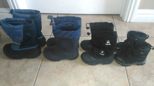 BACK TO SCHOOL SHOES - Boys Shoes/Sneakers/Rain & Winter Boots