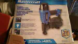 Mastercraft compact roofing nailer