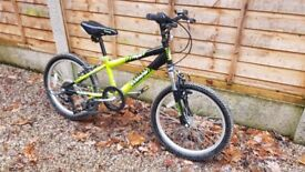 Kids Bike Raleigh Extreme Viper 20 inch Wheel