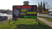 Magnetsigns Welland - Rental of Mobile/Portable signs