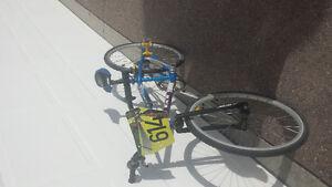 BMX kid's racing bike (Mini size)