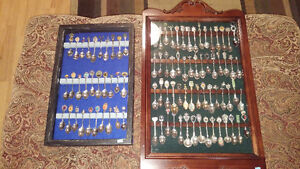 Sovereign spoons two sets