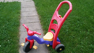 Vélo enfant fisher price