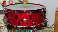 Orange County  Adrian Young signature .......Snare