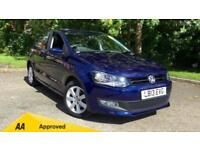 2013 Volkswagen Polo 1.2 60 Match Edition 5dr Manual Petrol Hatchback