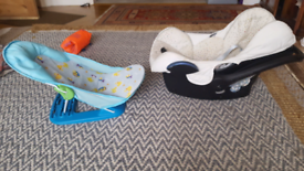 maxi cosi and baby bath-just give a donation