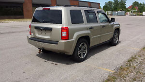 2009 Jeep Patriot Sport SAFETIED & E-TESTED London Ontario image 5
