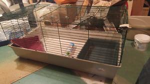 Deux cages à vendre