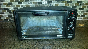 Like NEW Kenmore Toaster Oven