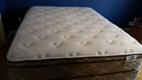 URGENT! Queen Mattress, Boxspring AND Bedframe $550!!
