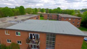FLAT ROOFS installation and repairs.
