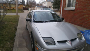 2002 Pontiac Sunfire SL Sedan - $1000 or best offer