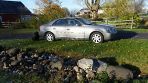 2006 Cadillac CTS Familiale