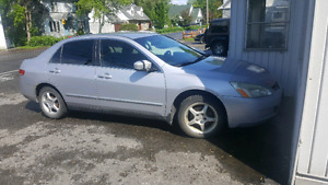 2003 accord manual new clutch $1300