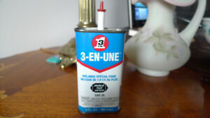 3-In-ONE OIL Tin Vintage